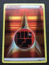 POKEMON TCG: XY GENERATIONS FIGHTING ENERGY 80/83 COMMON REVERSE