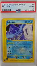 Articuno 4/144 Skyridge PSA 9 Mint Rare Pokemon Card
