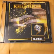 DJ CLUE? Operation Desert Storm #1 Classic NYC Mixtape CD Mix Hip Hop