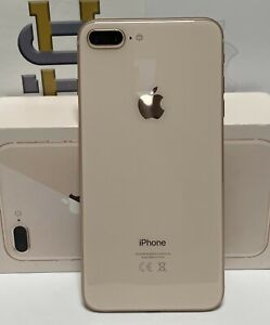 Apple iPhone 8 Plus - 64GB - Gold (Unlocked) Excellent condition