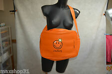 SAC CARTABLE BESACE INCIDENCE SMILE NEUF ECOLE/SPORT BANDOUILERE BAG/BOLSA