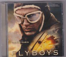 TREVOR RABIN - FLYBOYS...ORIGINAL MOTION PICTURE SOUNDTRACK..