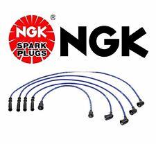 Mazda B2600 Chrysler Conquest Dodge Raider NGK Spark Plug Wire Set ME51
