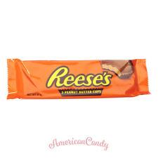 USA Pralinen: 21 Reese's Peanut Butter Cups Erdnussbuttercreme (25,18€/kg)