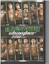 WWE: Elimination Chamber 2012 (DVD, 2012) {2297}