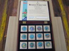 Findet Nemo - 12 Silberne Münzen - Urkunde - Zertifikat - Limitiert - Disney