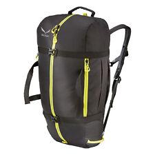 SALEWA Ropebag XL Black/citro 2015 Kletterrucksack schwarz
