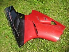 ZX12R ZX 12 12R ZX12 1200 R Ninja Right Side plastic Fairing cowl cover RED