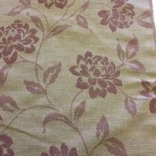 Linen Floral Upholstery Craft Fabrics