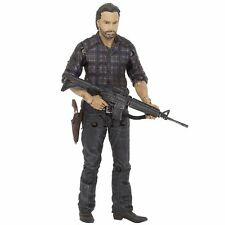 McFarlane Toys The Walking Dead TV Series 7.5 Woodbury Rick Grimes Action Figure