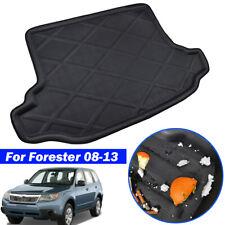 Cargo Trunk Floor Mat Boot Liner Tray Waterproof For Subaru Forester S3 08-12