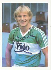 Manfred Braschler † 2002  FC St.Gallen  Fußball  Autogrammkarte signiert 355108