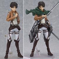 Attack On Titan Shingeki no Kyojin Eren Action Figure Anime Toys Figurine Model
