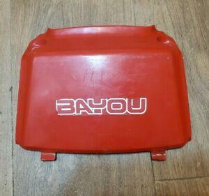 1992 1993  Kawasaki Bayou KLF220 2x4 front fender cover