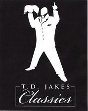 The Classics Vol. 3 - The Tabernacle - 6 Dvds Bishop TD Jakes Classic Teaching