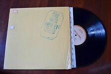 The Who Live At Leeds shrink Rock Record lp VG++