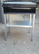 Barbecue a gas con griglia a pietra lavic@