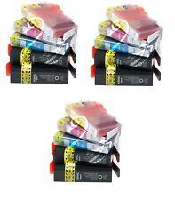 15 ink cartridges for HP 364 XL OfficeJet