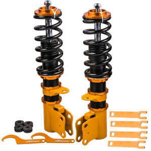 Front Coilovers Coil Spring Shock for Holden Commodore VY VT VZ VX Sedan Wagon