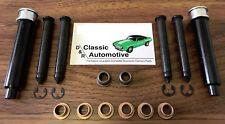 Camaro Firebird Nova Door Hinge Roller, Pin, Bushing & Retainer Repair 18pc Kit