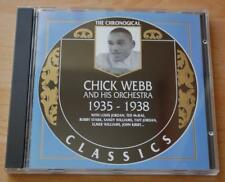 Chick Webb And His Orchestra 1935 - 1938 - Classics Records CD
