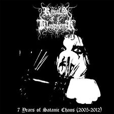 Rituals of a Blasphemer – 7 Years of Satanic Chaos  CD
