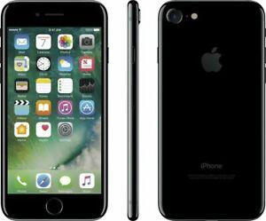 Apple iPhone 7 - 256GB - Jet Black (Sprint) A1660 - Brand New (MNCD2LL)