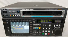 Sony SRW-5800 HDCAM SR Player/Recorder HKSR5001/20 & HKSR-5802 boards low hours