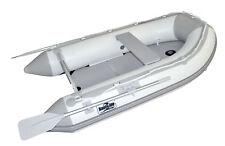Nautiline bateau pneumatique PLYWOOD 420 avec plancher de contreplaqué de qualit