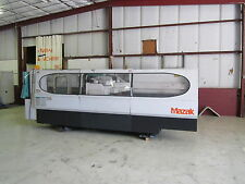 Pre Owned 2005 Mazak Hyper Gear 510 4000 Watt Laser