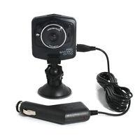 HD 1080P Night Vision Car DVR Camera Dashboard Recorder Dash Cam G-sensor Black
