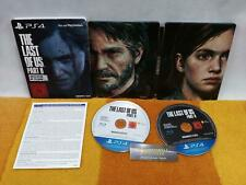 The Last of Us Part II - Steelbook Edition PS4 / Playstation 4 USK18 !! Sehr Gut