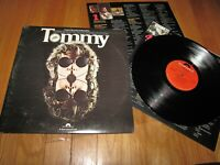 TOMMY ORIGINAL SOUNDTRACK RECORDING - POLYDOR RECORDS DOUBLE LP