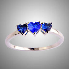 Unbranded Sapphire Stone Fashion Rings