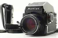 【Near Mint】Mamiya M645 Sekor C 80mm f2.8 Winder Power Grip from Japan #310
