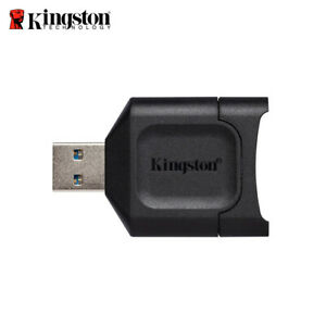 Kingston MobileLite Plus UHS-I / UHS-II SD SDHC SDXC Card Reader / Writer