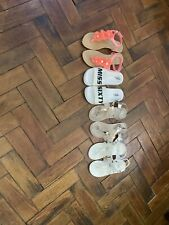 Girls River Island/Miss Sixty Flip Flop + Slider Bundle Size 1/2