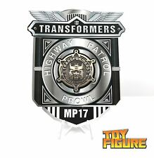 Transformers Masterpiece MP-17 Prowl Exclusive Coin US Seller