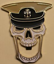 Afloat Training Group Norfolk ATG Chief's Mess Navy Challenge Coin