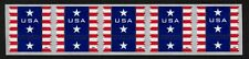 USA, SCOTT # 4158, STRIP OF 5 COIL PNC #S111 PATRIOTIC BANNER, MINT NEVER HINGED