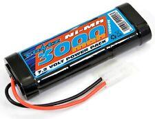 Voltz 3000mah 7.2v Stick Battery Pack NIMH with Tamiya RC Car Plug - UK Stock