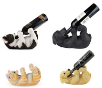 Domestic Animal Style Bottle Holders (Cats & Dogs Styles)