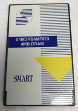 4MB DRAM 5V PC Card PCMCIA HP LaserJet 5L 6L, C3148A, SM9DRB4MF670
