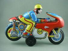 Tin Toy - MOTOR CYCLE 'WINNER'