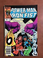 Power Man And Iron Fist #101 (1984) 7.5 VF Marvel Key Issue Newsstand Edition