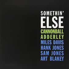 Cannonball Adderley SOMETHIN' ELSE (DOL794HG) 180g GATEFOLD New Sealed Vinyl LP