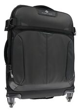 "Eagle Creek Exploration Series 4 Tarmac AWD 25"" Black / Shiny Black Luggage"