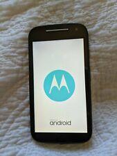 Motorola Moto E Black (2nd Generation) - 8GB - Black (Sprint)