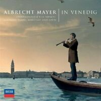 "ALBRECHT MAYER ""IN VENEDIG"" CD NEW+"