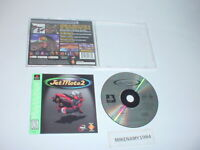 JET MOTO 2 game complete in case w/ Manual - Sony Playstation / PS2